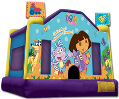 Dora Bouncers