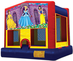 Princess Bouncer House Rentals