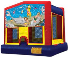 Ocean Theme Bouncers