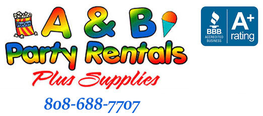 A & B Party Rentals Plus Supplies