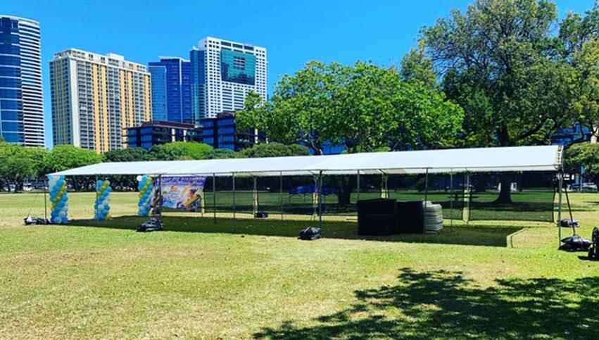 A Amp B Party Rentals Honolulu Hawaii Bouncer Rentals